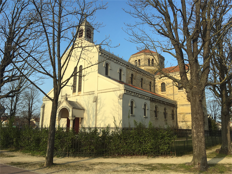 église Notre-Dame du Rosaire